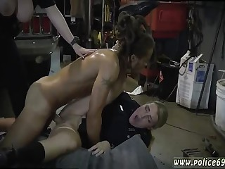 Young german milf fucks and..