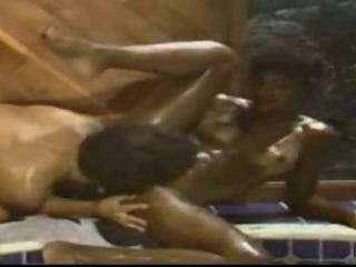 Vintage Orgy with Angel Kelly and Elle Rio
