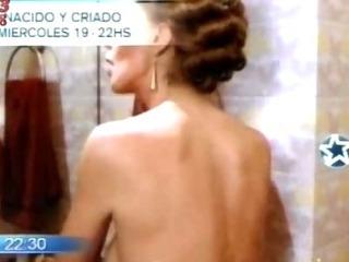 Silvia Perez, Susana Traverso, Reina Reech Retro tetas desnudas