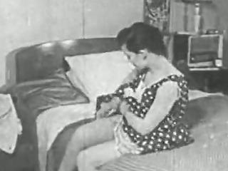 Vintage Porn 1950s  Shaved..