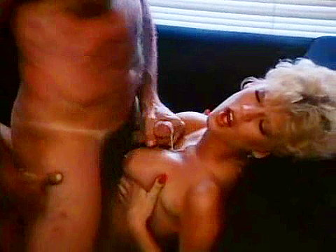 Amazing retro sex video with..