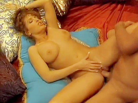 1980s porn gives whole range from sensual to dirty