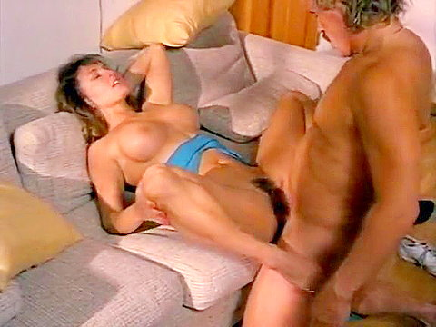 Classic porn legend Joey Silvera shows his power