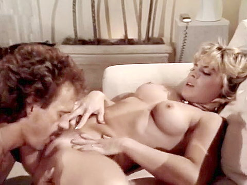 Most gorgeous classic porn star with Joey Silvera