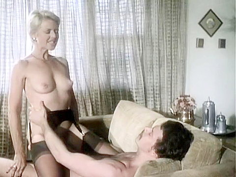 Hot 80's porn video with..