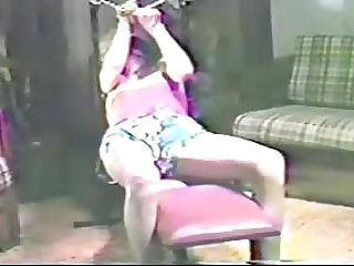 Amateur BDSM in 1993 with..